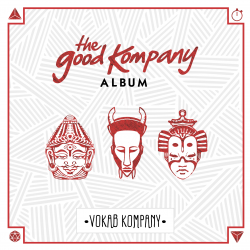 Vokab Kompany – The Good Kompany Album