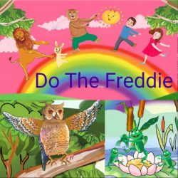 The Roving Apatosaurus – Do The Freddie (single)