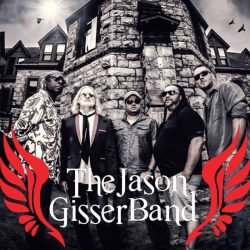 The Jason Gisser Band – The River EP