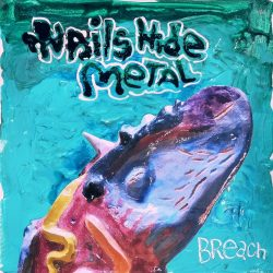 Nails Hide Metal – All Through (single)