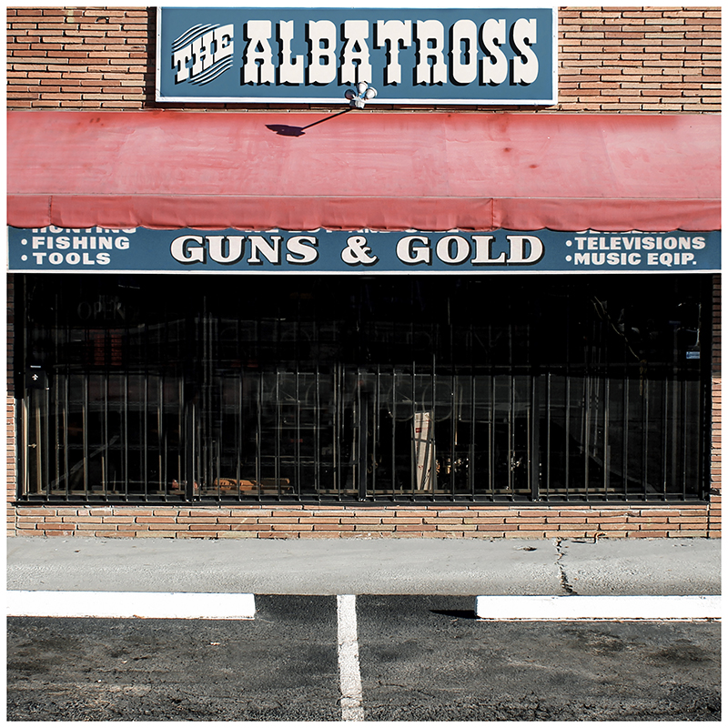 The Albatross – Guns & Gold