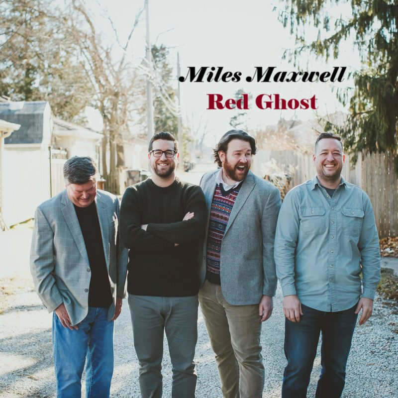 Miles Maxwell Band – Red Ghost